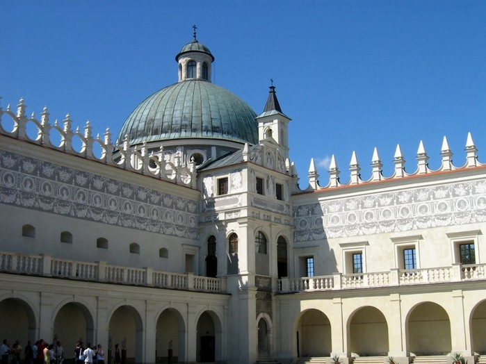 Замок Красицких - гармония красоты и покоя 76439