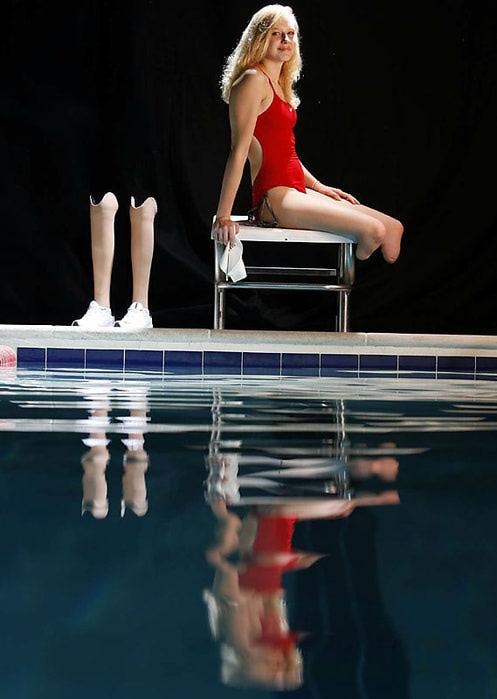 История параолимпийской чемпионки Джесики Татьяны Лонг