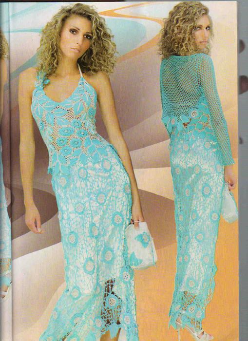 Фото платья ирландское кружево