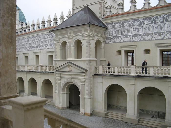 Замок Красицких - гармония красоты и покоя 32384