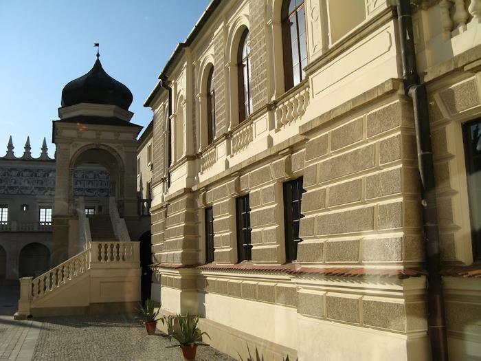 Замок Красицких - гармония красоты и покоя 10575