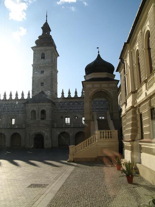 Замок Красицких - гармония красоты и покоя 72398