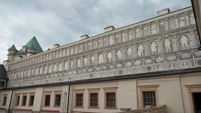 Замок Красицких - гармония красоты и покоя 53834