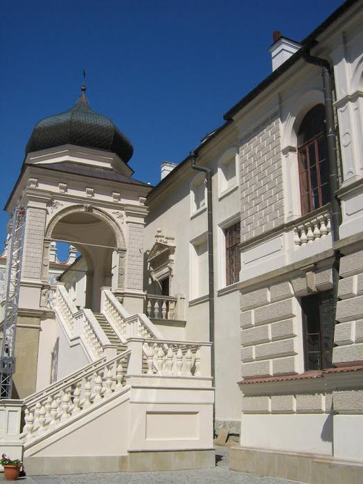Замок Красицких - гармония красоты и покоя 93411