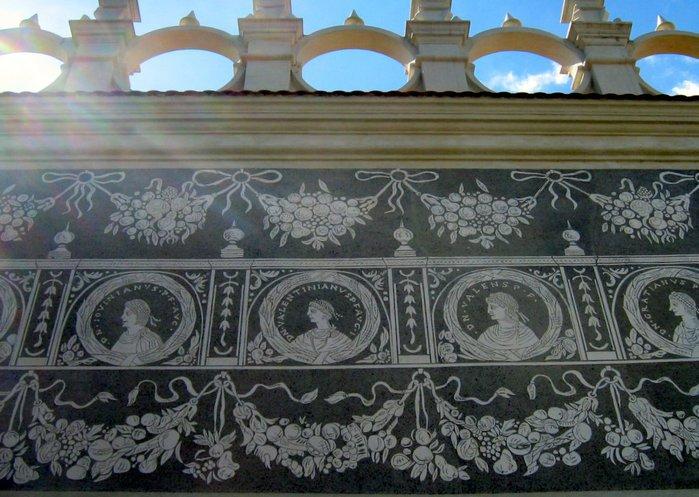 Замок Красицких - гармония красоты и покоя 34392