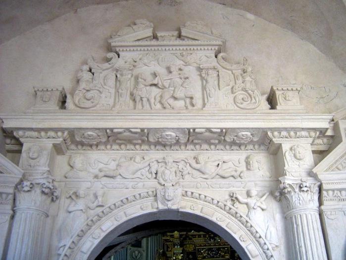 Замок Красицких - гармония красоты и покоя 36637