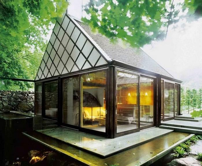 Современный летний домик 11 (700x577, 123Kb)