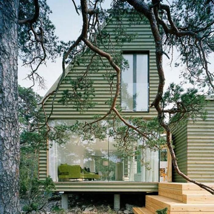 Современный летний домик 18 (700x700, 157Kb)