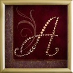 Превью Именная картинка -Родовой знак из кристаллов Сваровски (233x233, 14Kb)