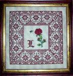 Превью Portrait d'une Rose (393x406, 44Kb)