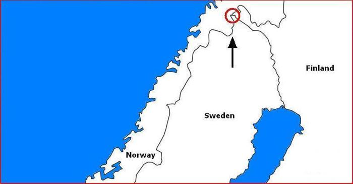 Места, где встречаются три страны. Фотографии