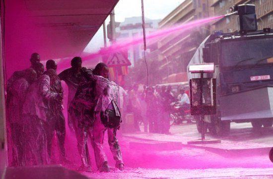 цветной водомет фото (550x361, 35Kb)