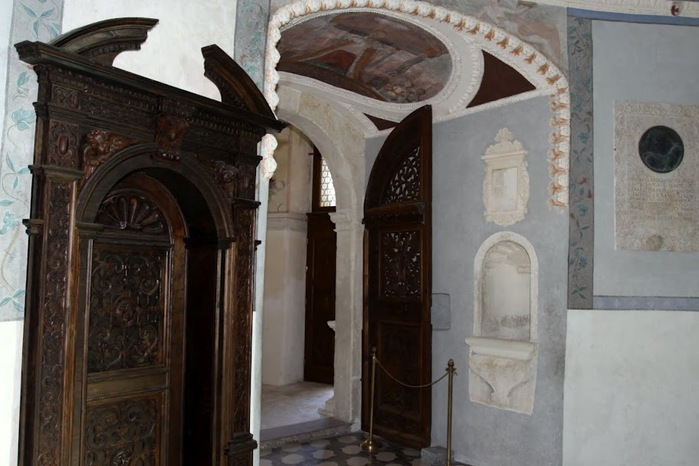 Замок Красицких - гармония красоты и покоя 45633