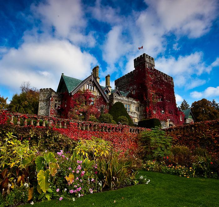 замок хэтли фото 11 (700x661, 903Kb)