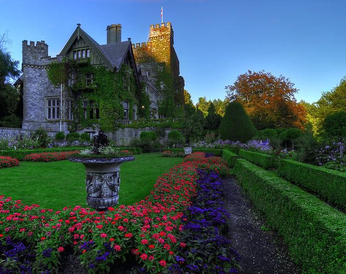 замок хэтли фото 14 (700x554, 223Kb)