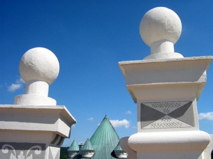 Замок Красицких - гармония красоты и покоя 95825