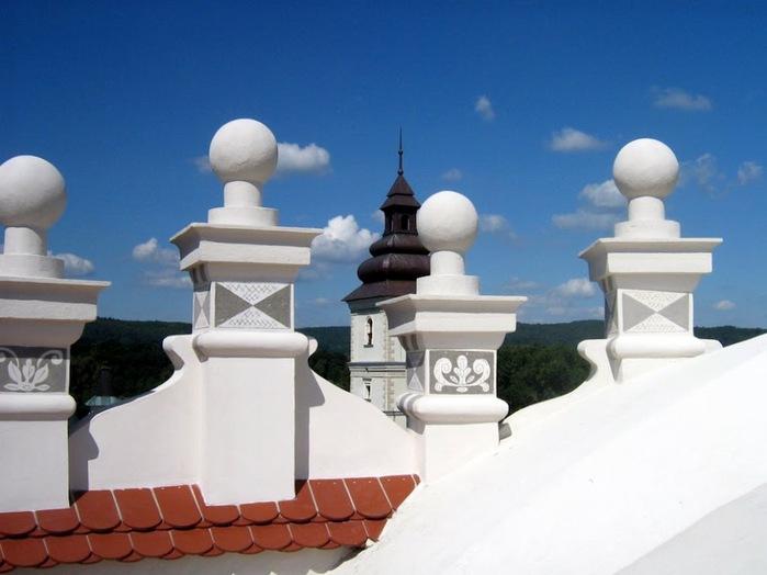 Замок Красицких - гармония красоты и покоя 70397