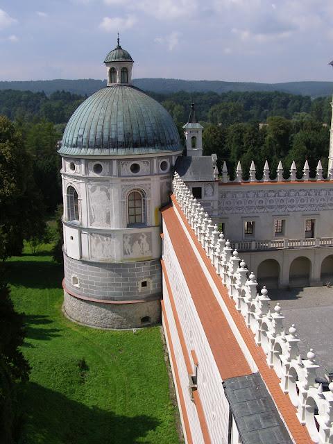 Замок Красицких - гармония красоты и покоя 55093