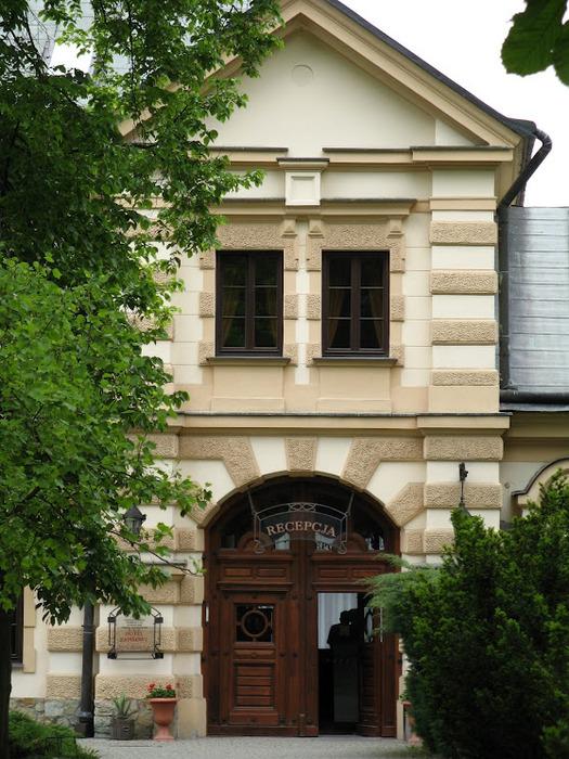 Замок Красицких - гармония красоты и покоя 87688