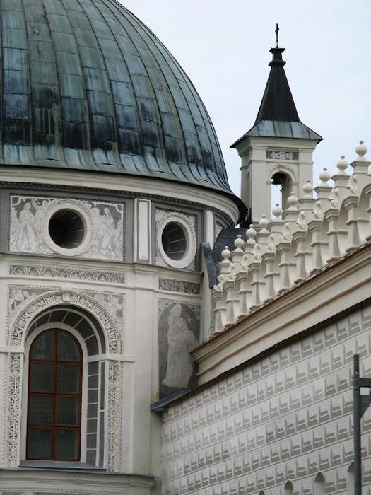 Замок Красицких - гармония красоты и покоя 58353