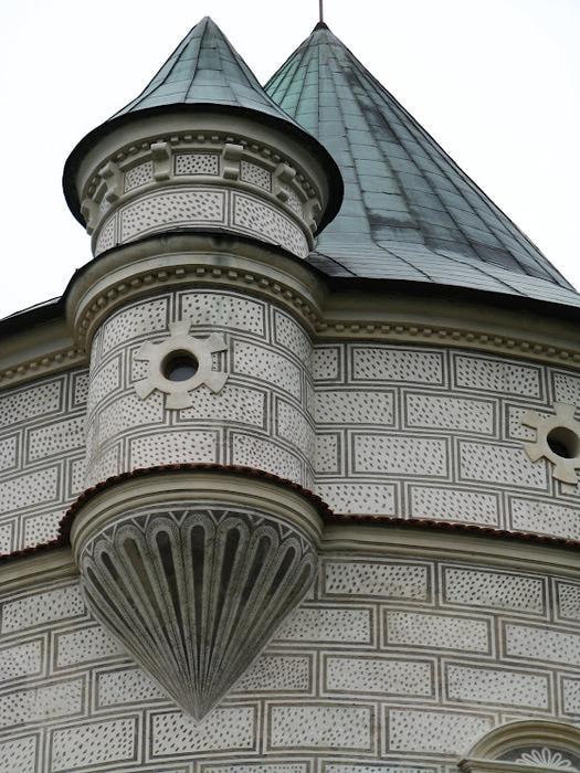 Замок Красицких - гармония красоты и покоя 80481