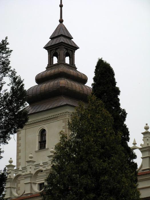 Замок Красицких - гармония красоты и покоя 24827