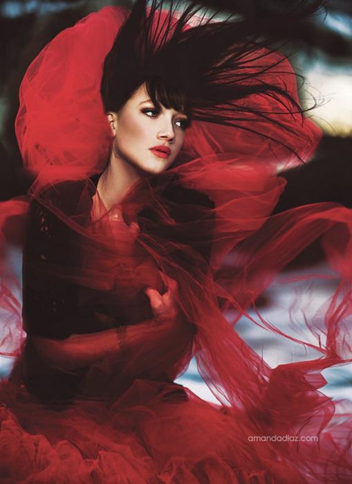 Романтичные fashion photo от Amanda Diaz 1 (509x700, 350Kb)