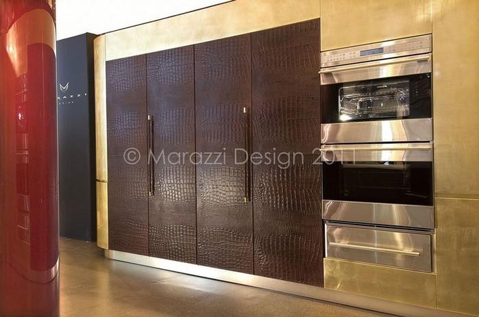 Самая дорогая кухня в мире - Colosseo Oro от студии Marazzi Design 3 (700x463, 88Kb)