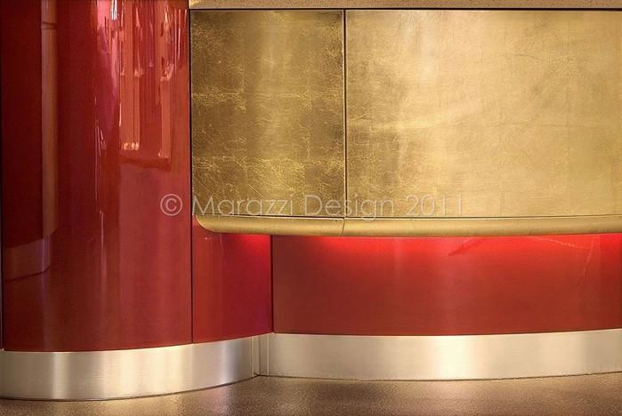 Самая дорогая кухня в мире - Colosseo Oro от студии Marazzi Design 12 (700x468, 79Kb)