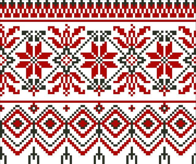 Автор схемы. malkinaiv.  0. оригинал.  Размеры: 190 x 158 крестов Картинки.