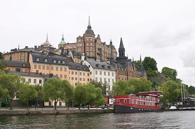 Свободное время или трех часовая экскурсия по Стокгольму (за дополнительную плату) Экскурсия в Стокгольме...