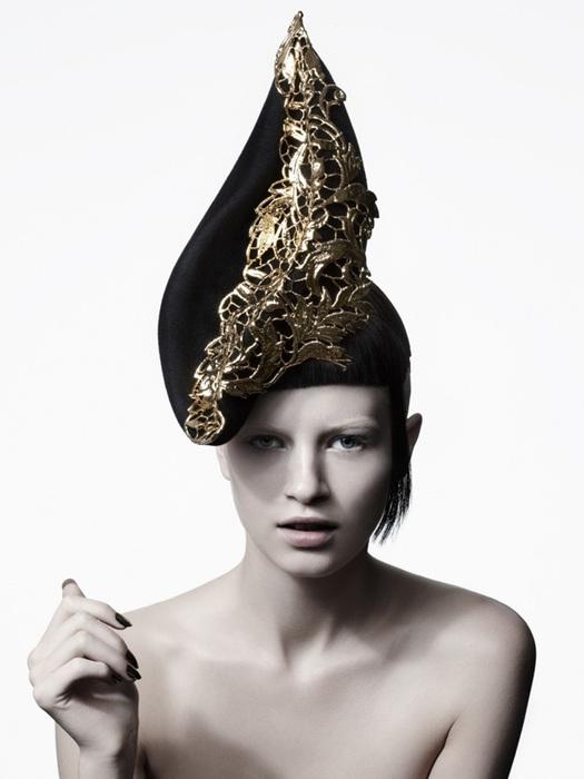 модные шляпки фото 7 (525x700, 75Kb)