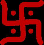 150px-HinduSwastika.svg (150x153, 5Kb)