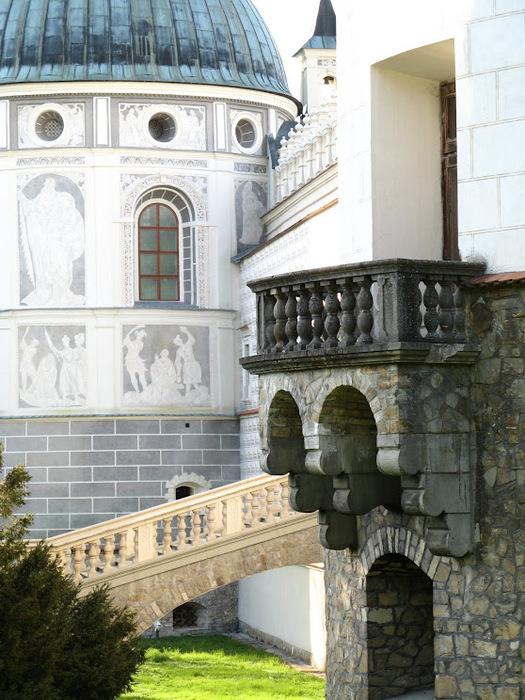 Замок Красицких - гармония красоты и покоя 64733