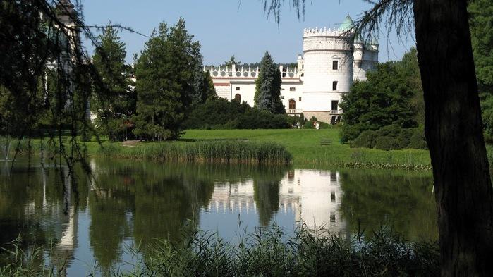 Замок Красицких - гармония красоты и покоя 86978