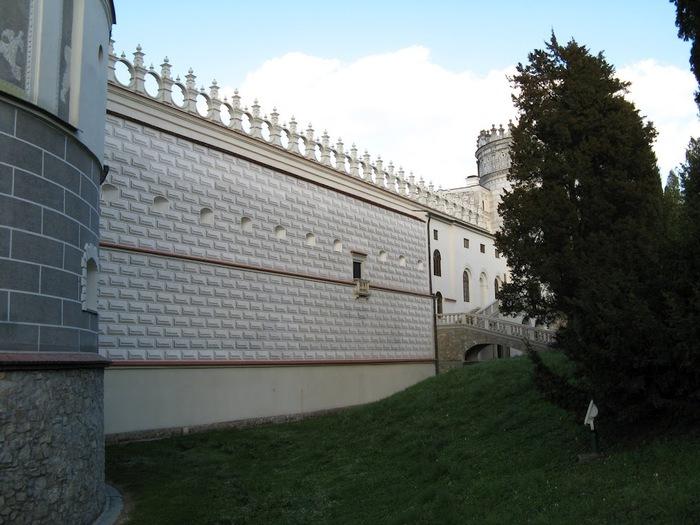 Замок Красицких - гармония красоты и покоя 74039