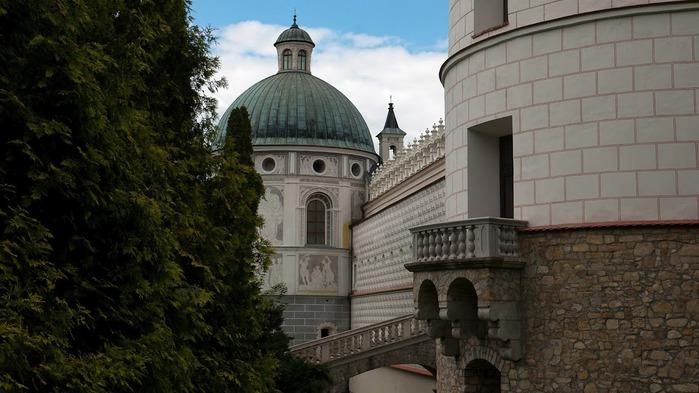 Замок Красицких - гармония красоты и покоя 49791