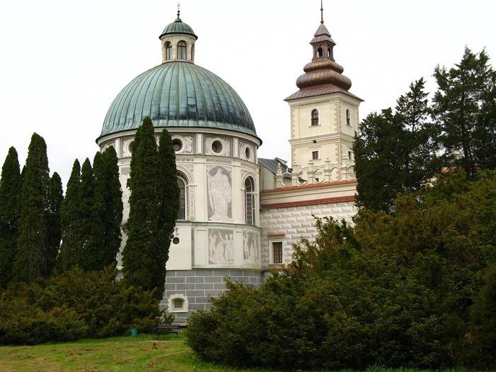 Замок Красицких - гармония красоты и покоя 45951