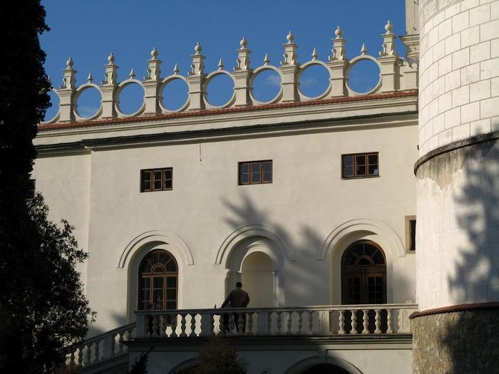 Замок Красицких - гармония красоты и покоя 57304