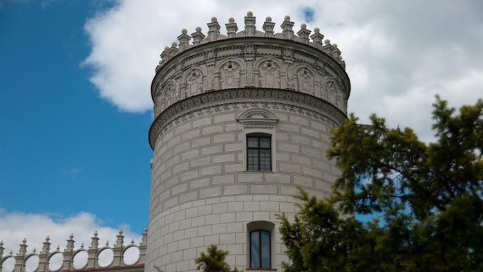 Замок Красицких - гармония красоты и покоя 13256