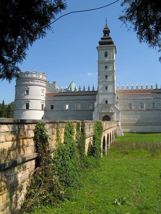 Замок Красицких - гармония красоты и покоя 96495