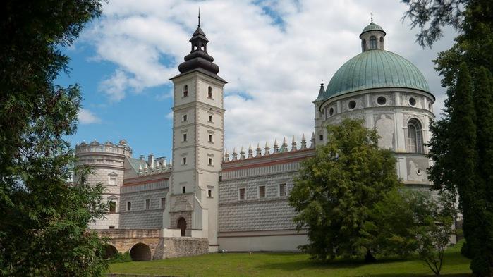 Замок Красицких - гармония красоты и покоя 31739