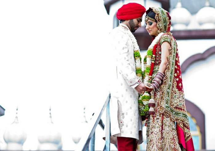 Портретные фото невест из Индии 12 (700x491, 69Kb)