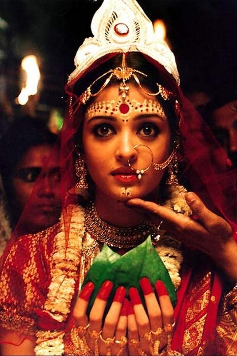 Портретные фото невест из Индии 58 (466x700, 388Kb)