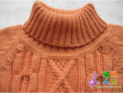 Как присоединить воротник\планку  к горловине  связанного свитера , джемпера или пуловера снизу вверх,мастер-класс/4683827_20120523_104511 (430x325, 45Kb)