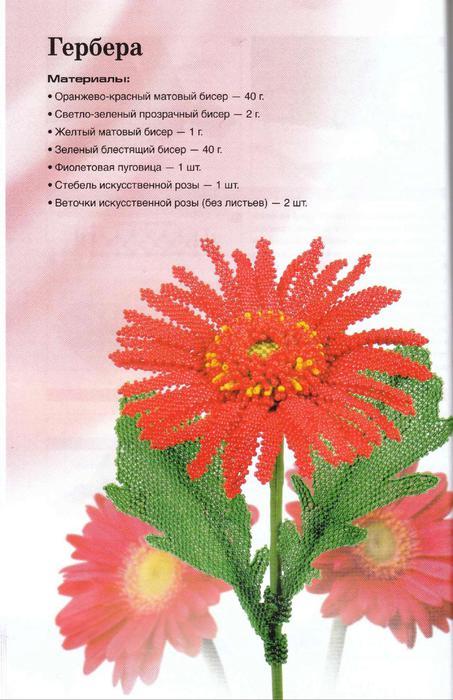 Вирко Елена - Цветы из бисера. Комнатные и садовые(Беспроволочная техника плетения) 2011_22 (453x700, 55Kb)