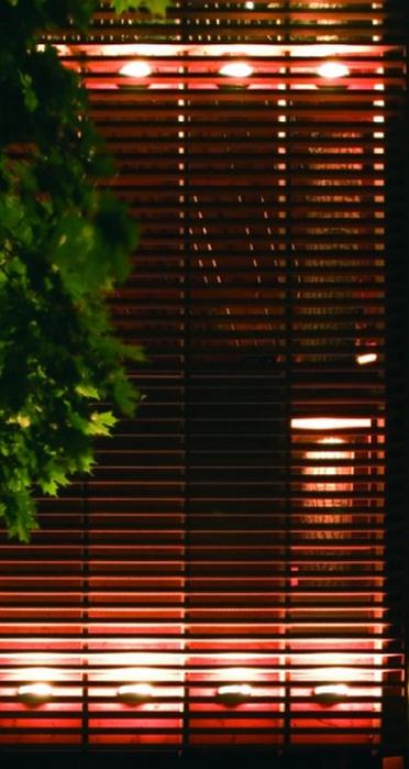 Дом на дереве в лесу неподалеку озера Мускоке 6 (372x700, 299Kb)