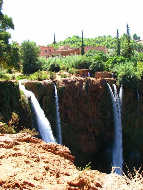 Водопад Узуд– Покрывало влюбленных в Марокко. 65749