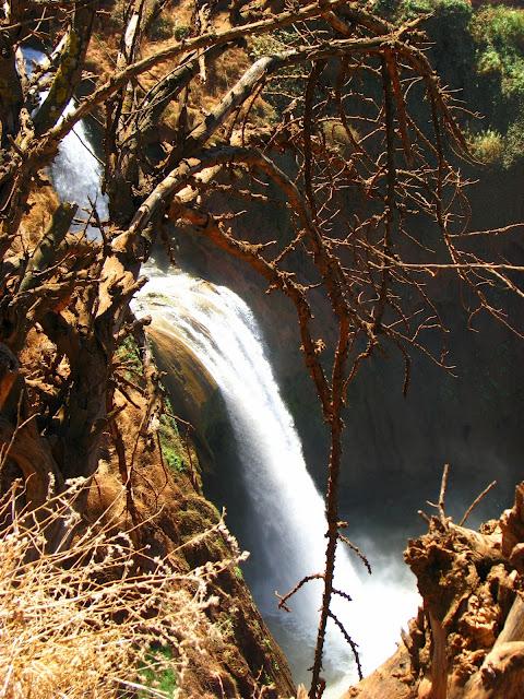Водопад Узуд– Покрывало влюбленных в Марокко. 18194