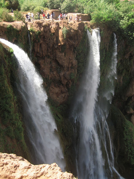 Водопад Узуд– Покрывало влюбленных в Марокко. 78518